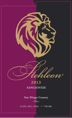 2013 Sangiovese, San Diego County Image